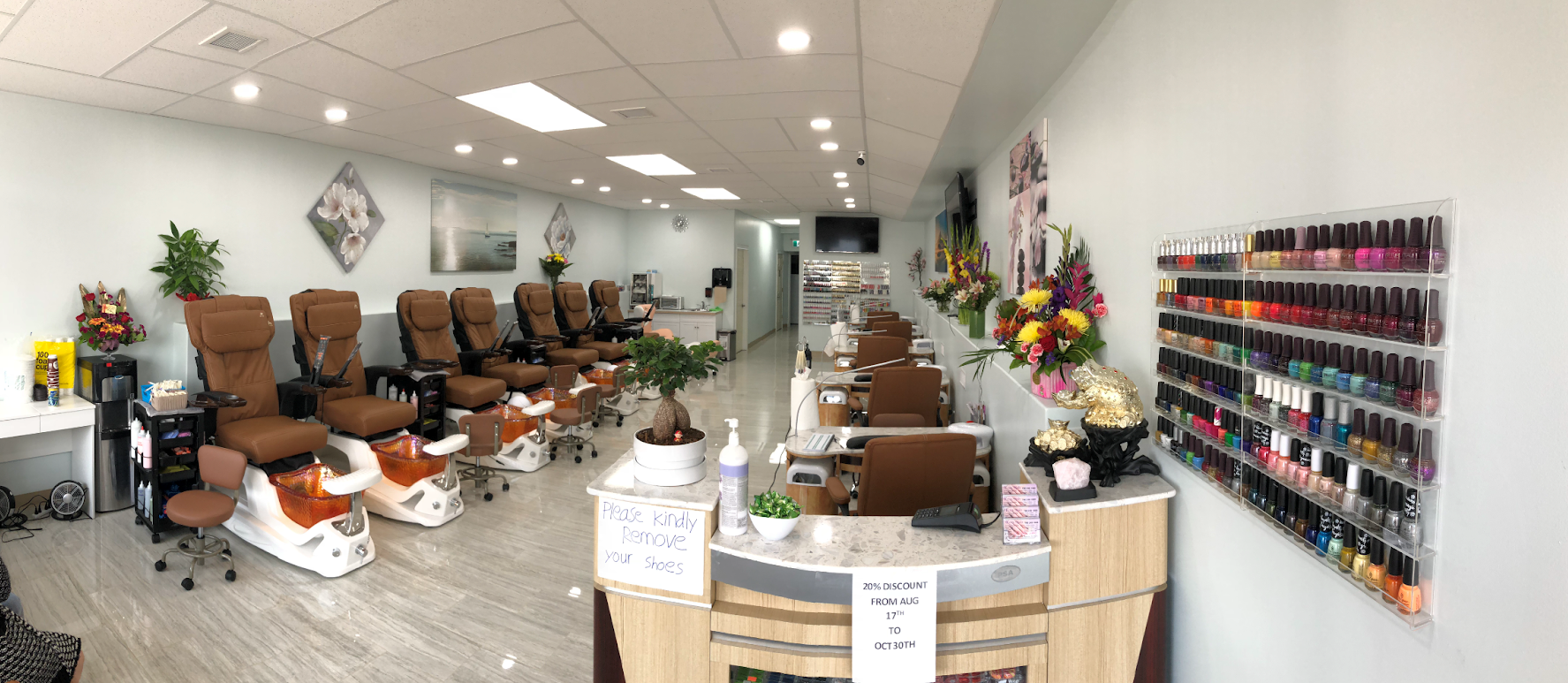Kris's Nails - Nail Salon near me in Empire Park Edmonton AB T6H-0K8